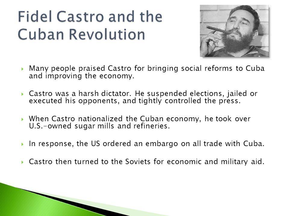  The CIA began to train anti-Castro Cuban exiles.