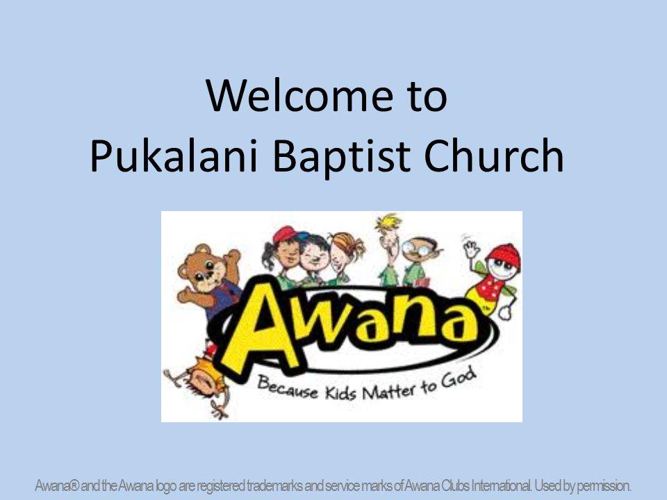 Welcome to Pukalani Baptist Church