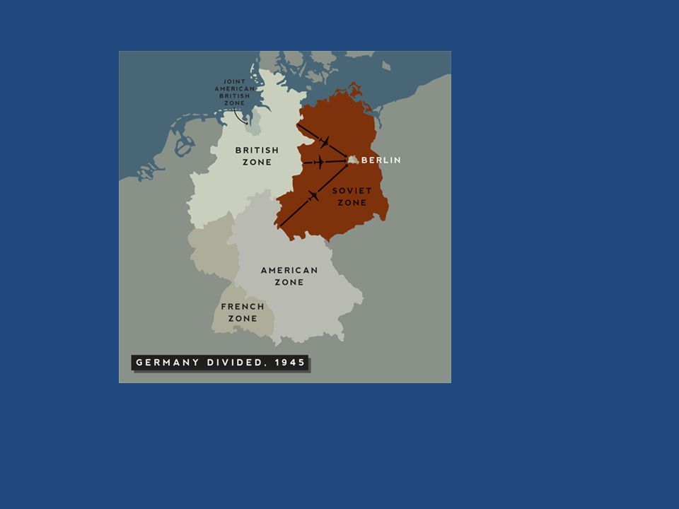  Cold War tensions began to heat up in Berlin, Germany.