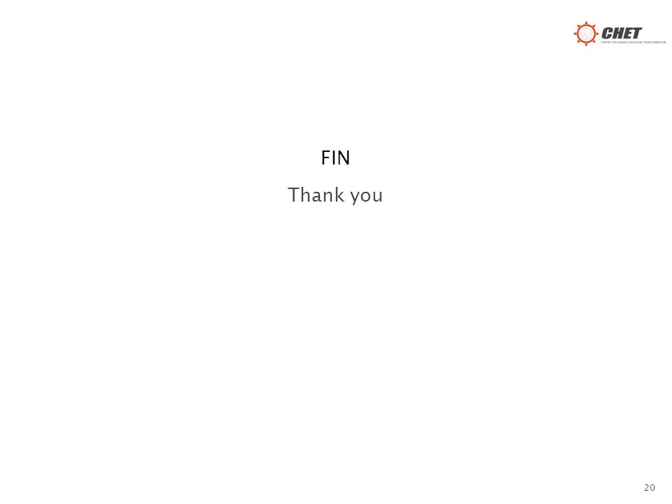 FIN Thank you 20