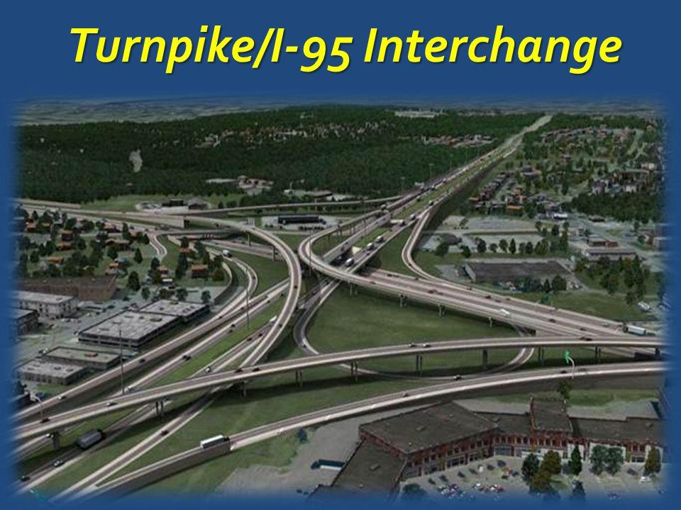 Turnpike/I-95 Interchange