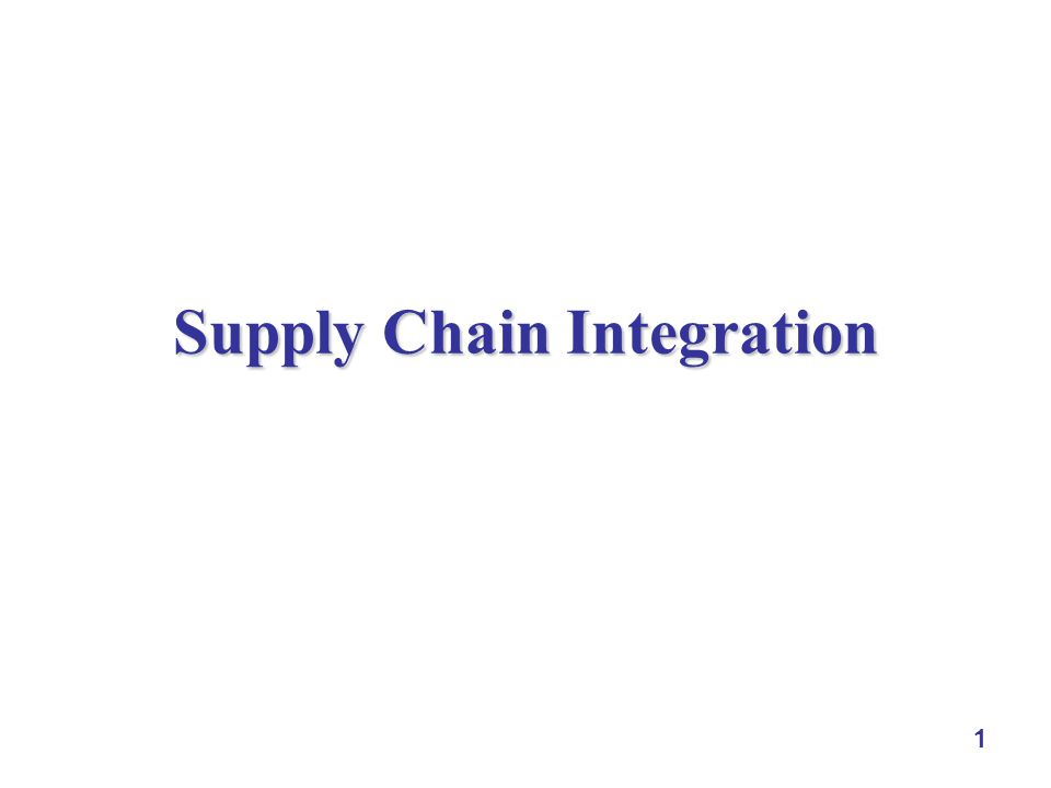 2 Outline  external integration  Wal-Mart and Procter & Gamble  TSMC and ASE  vertical integration