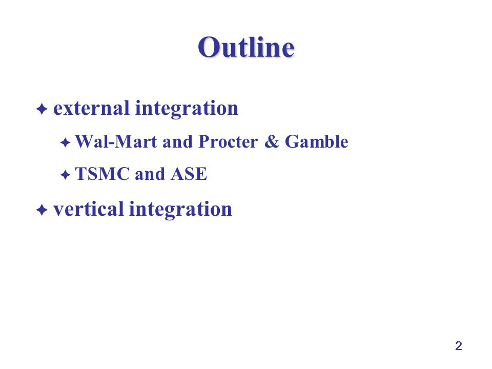 13 Relationship Between WalMart & P&G in Mid to Late 80's  poor adversarial relationship  12 different product divisions of P&G interacting independently with Wal-Mart  on day-to-day transactions  fragmented information  1985: dropping the Vendor of Year award to P&G by Sam Walton because of repeated redirected calls to CEO of P&G  business between the two companies in 1988: $375 m
