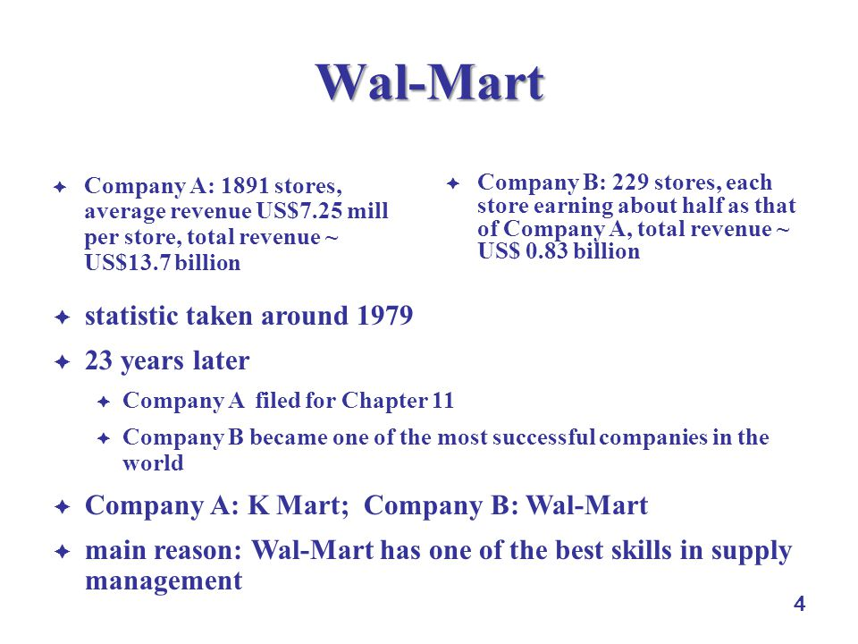 15 Mission Statement  The mission of the Wal-Mart/P&G Business team is to achieve the long-term business objectives of both companies by building a total system partnership that leads our respective companies and industries to better serve our mutual customer  the consumer.