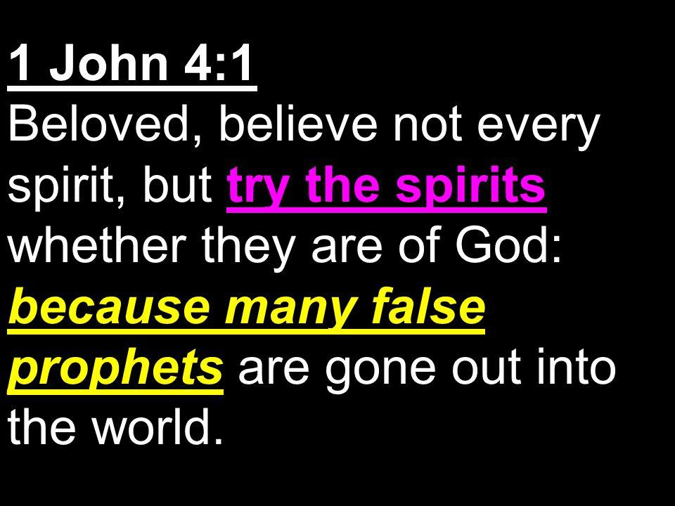 Ex 20:3 Thou shalt have no other gods before me.