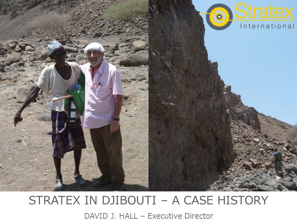 STRATEX IN DJIBOUTI – A CASE HISTORY DAVID J. HALL – Executive Director