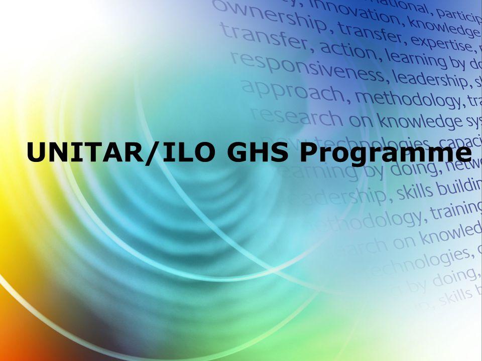 UNITAR/ILO GHS Programme