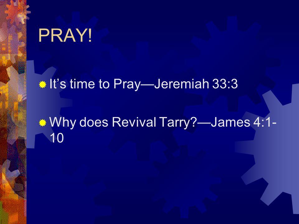 Biblical Solutions/Principles  2 Chronicles 7:1-18  Ezekiel 37:1-14  Nehemiah 8-9  Acts 2; 4:23-33