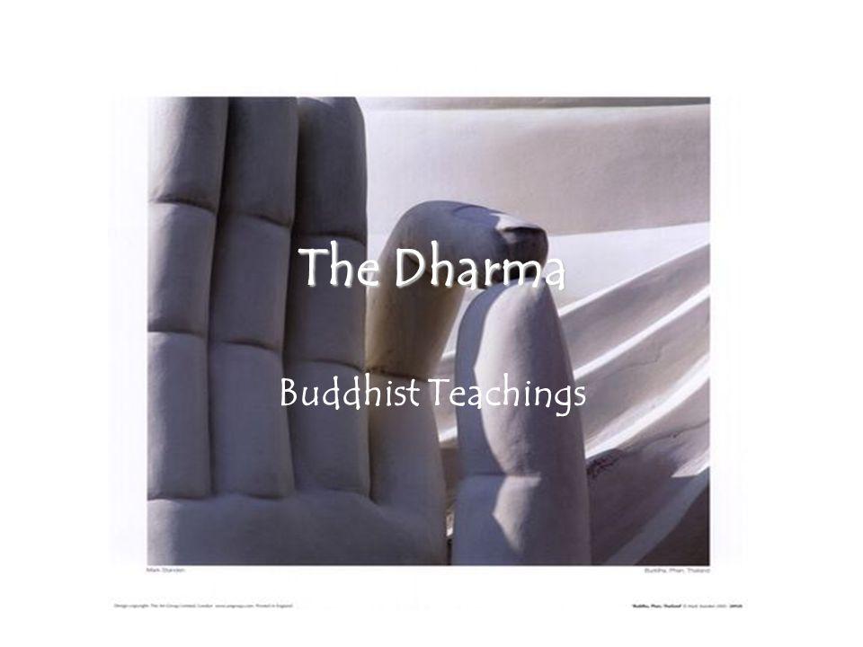 The Dharma Buddhist Teachings