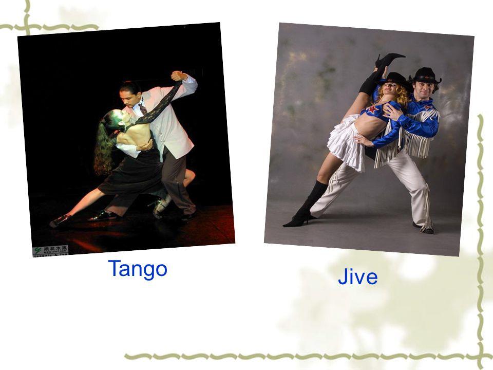 Jive Tango