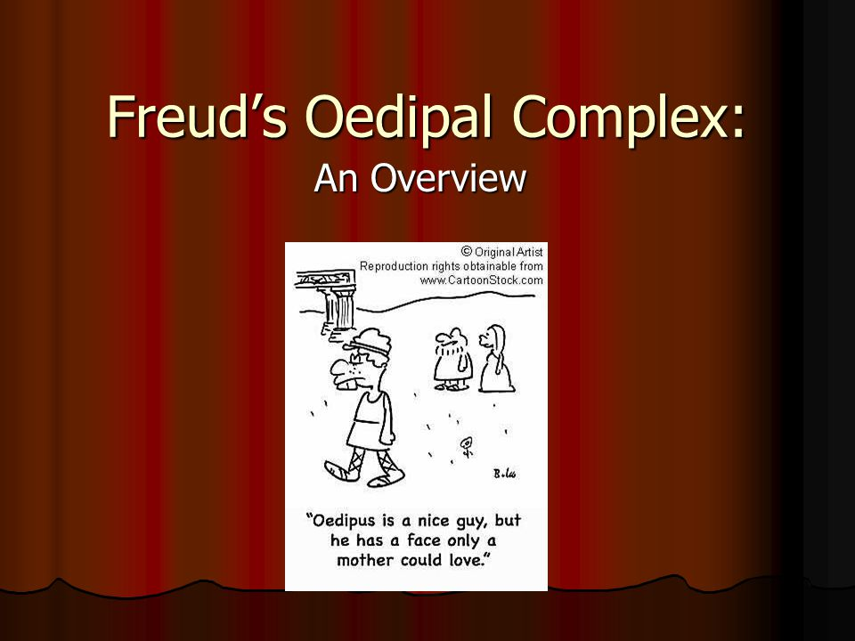 Freud's Oedipal Complex: An Overview