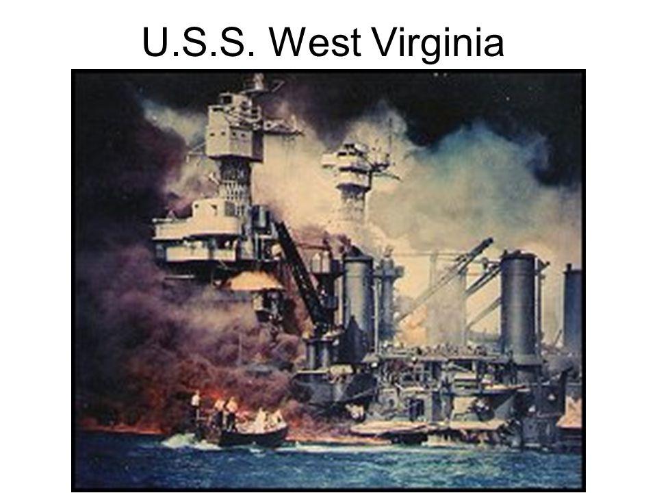U.S.S. West Virginia