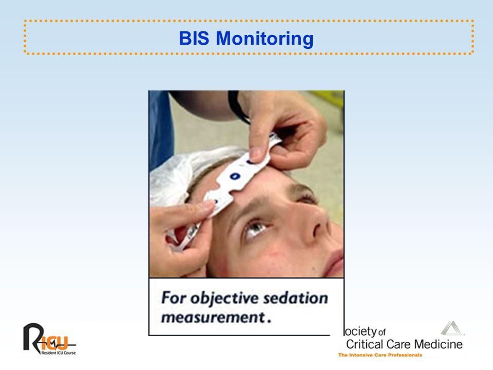 BIS Monitoring