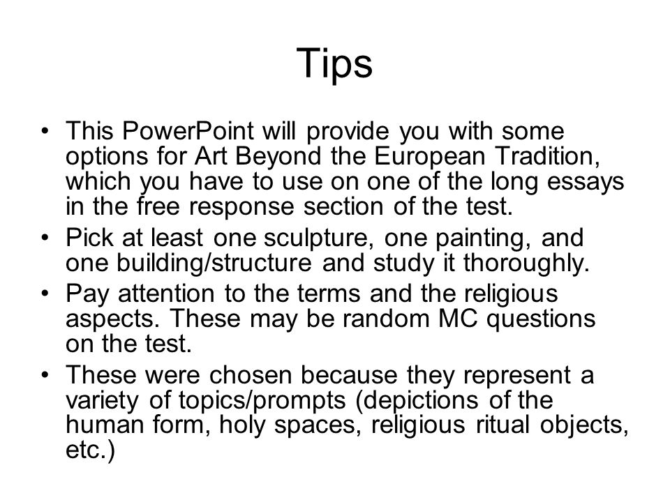 Tips A variety of notes are provided.Read them but you may want to look them up further online.