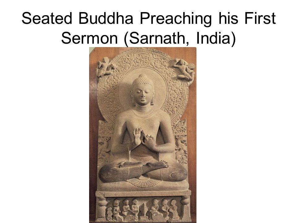 Buddha was once an Indian prince named Siddhartha.
