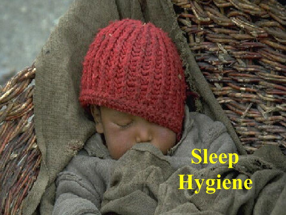 45 Sleep Hygiene