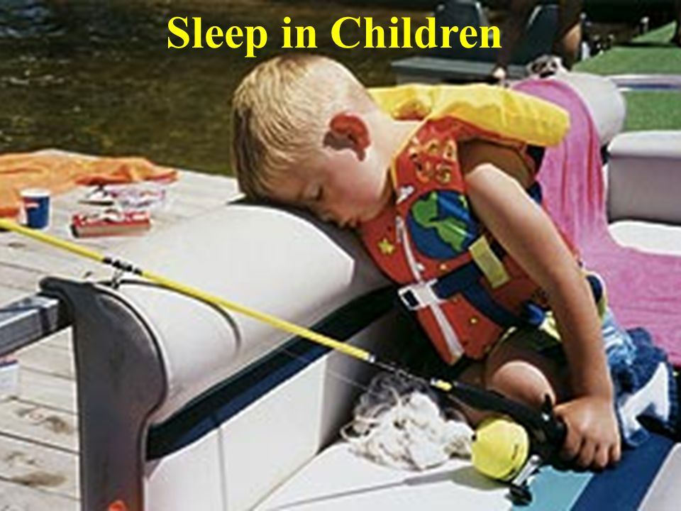 9 Sleep in Children