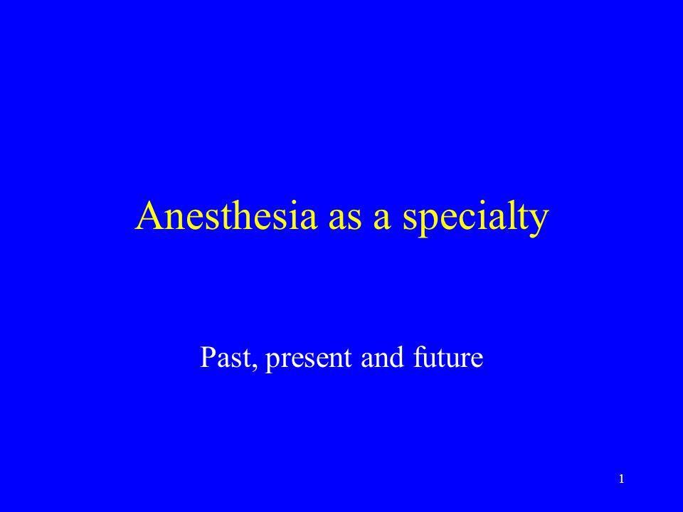 12 Anesthesia analgesia reversible anesthetic effect amnesia areflexia sleep supression of the vegetative response