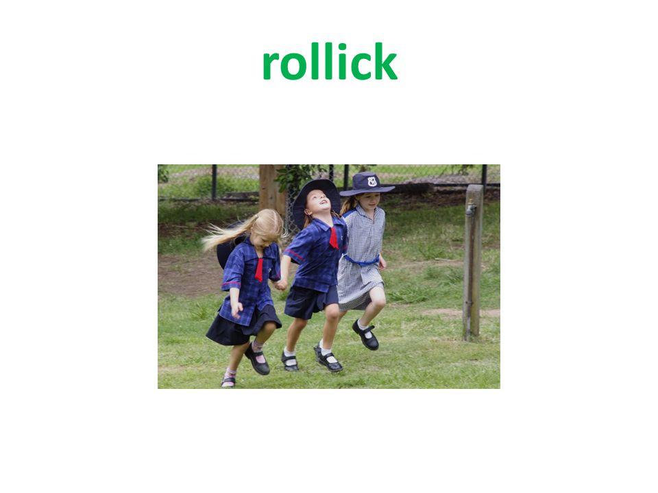 rollick