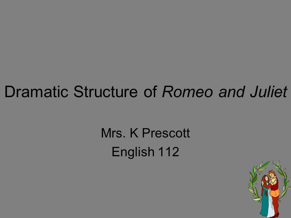 Dramatic Structure of Romeo and Juliet Mrs. K Prescott English 112