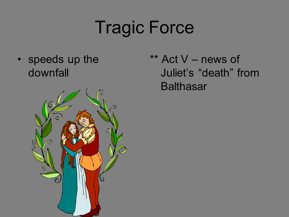 Moment Of Final Suspense delays death – offers a possible escape ** Juliet might awaken before Romeo takes the potion