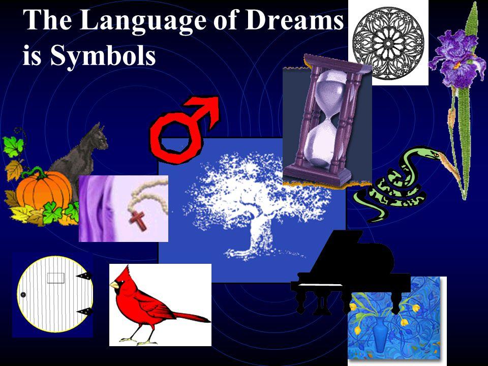 The Language of Dreams is Symbols