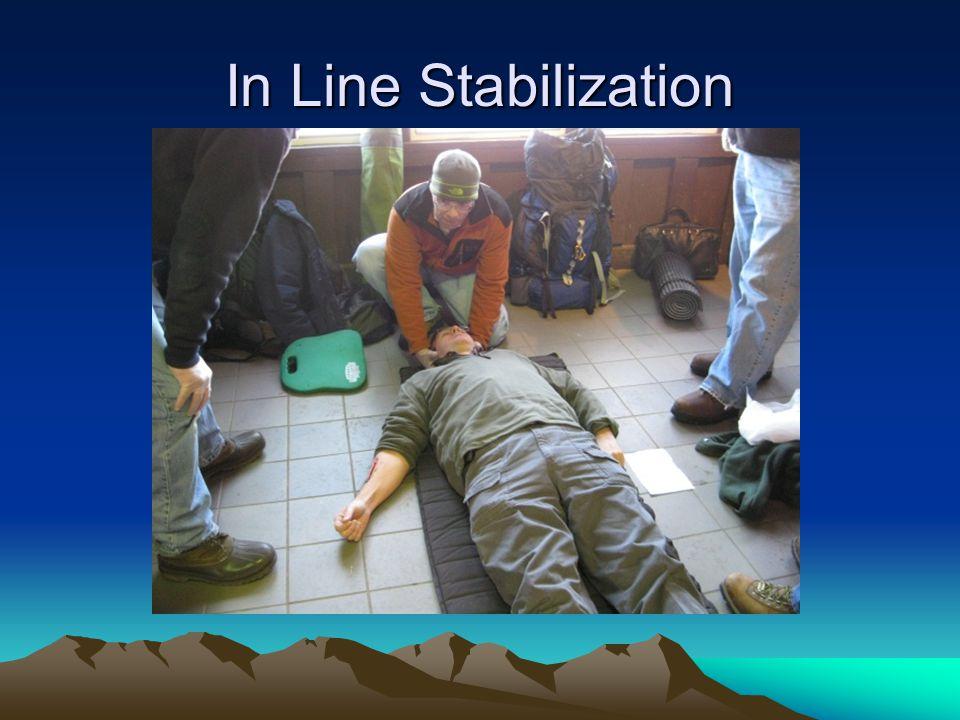 In Line Stabilization