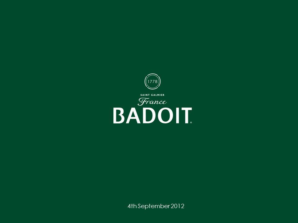 4th September 2012