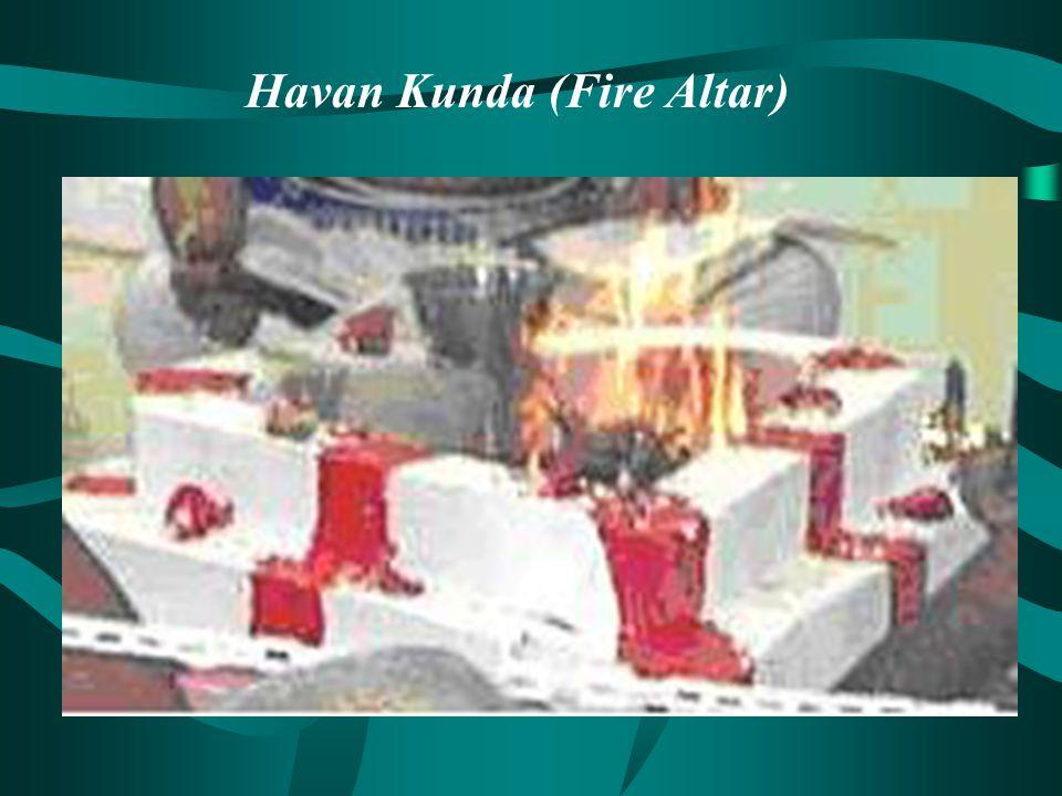 Havan Kunda (Fire Altar)