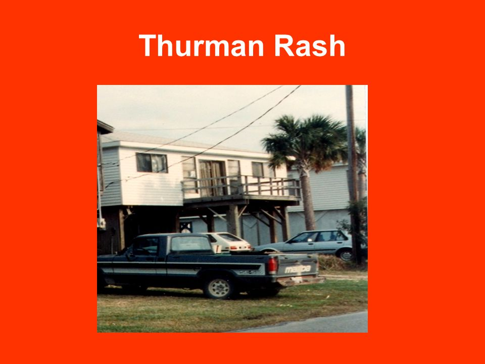 Thurman Rash