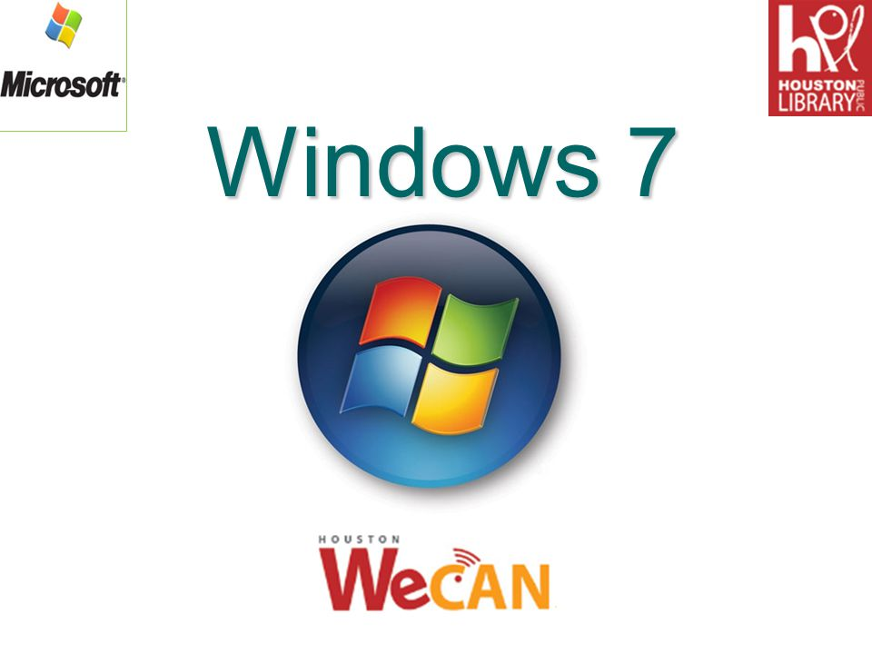 Pinning Programs to the Taskbar o To pin a program to the Task bar drag the icon and release it anywhere on the bar.