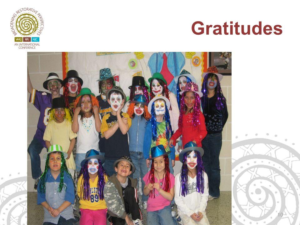 Gratitudes 10