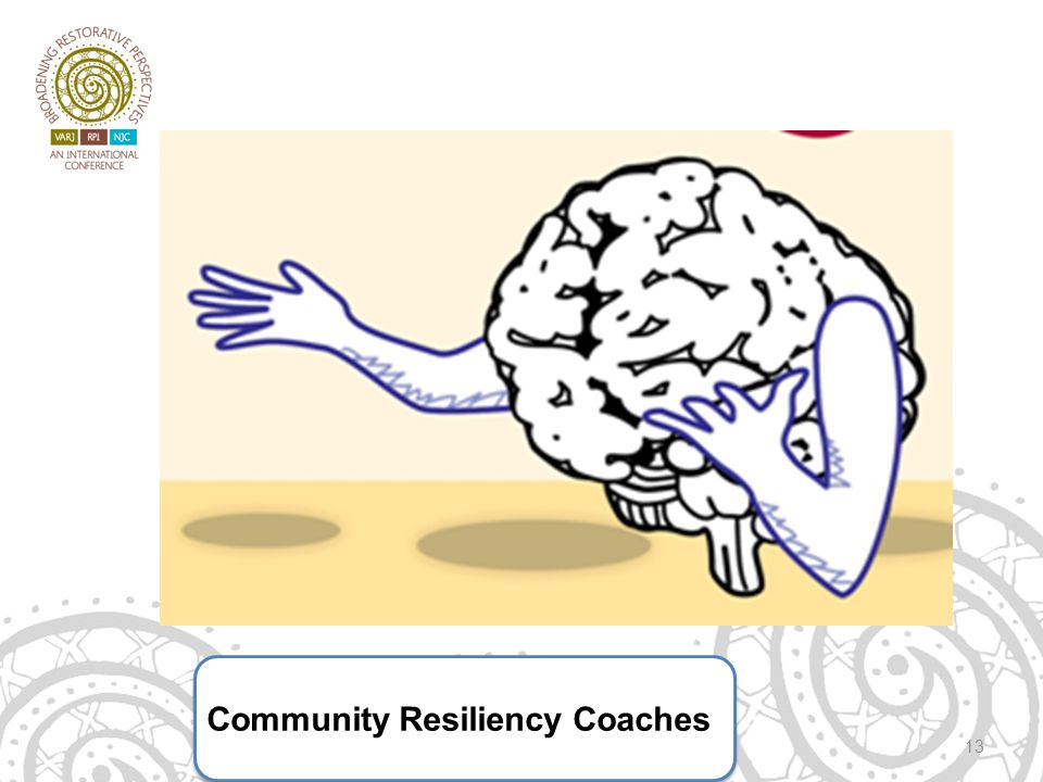 13 Community Resiliency Coaches