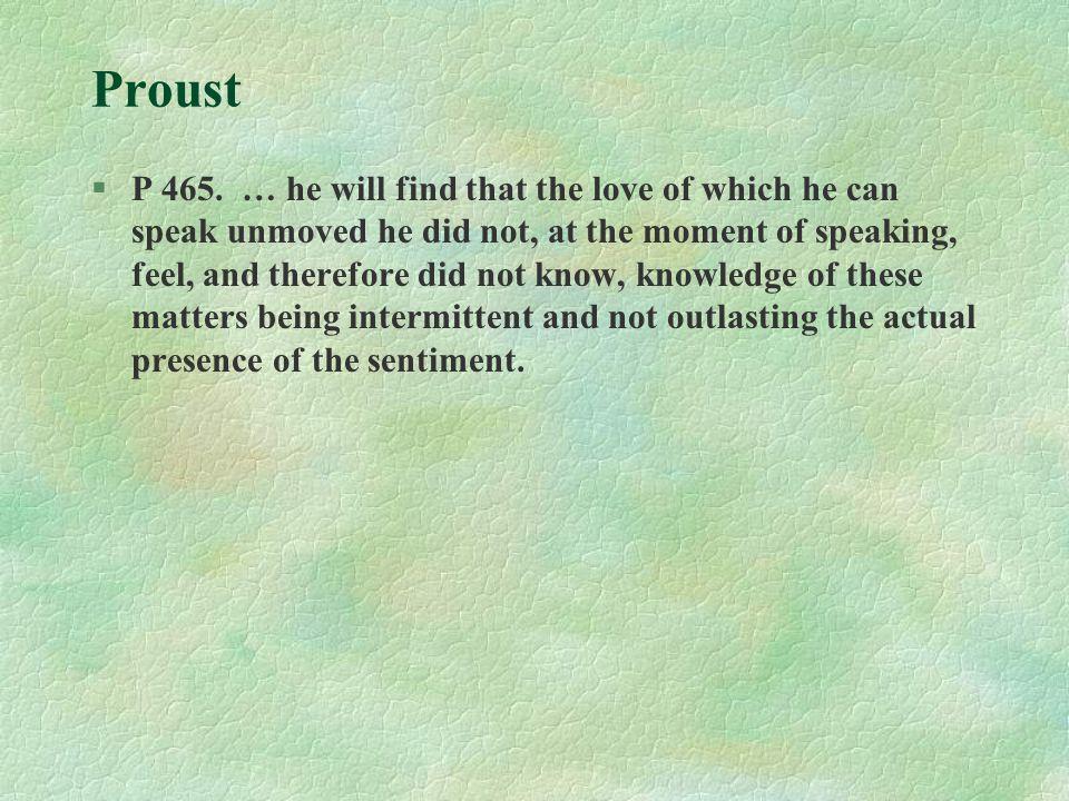 Proust §P 465.