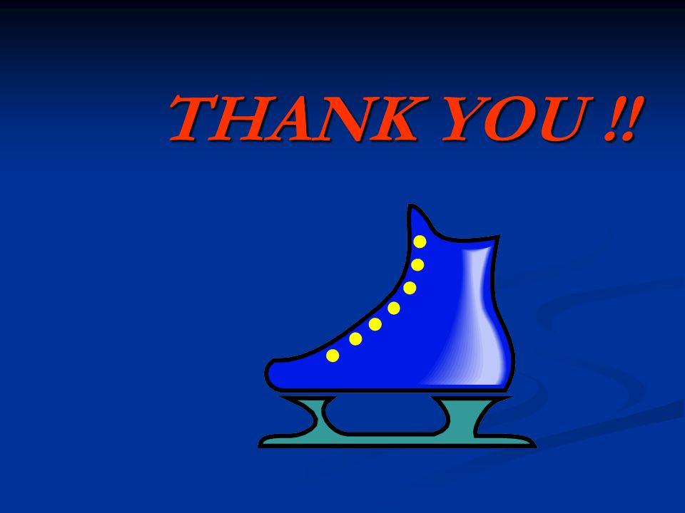 THANK YOU !! THANK YOU !!
