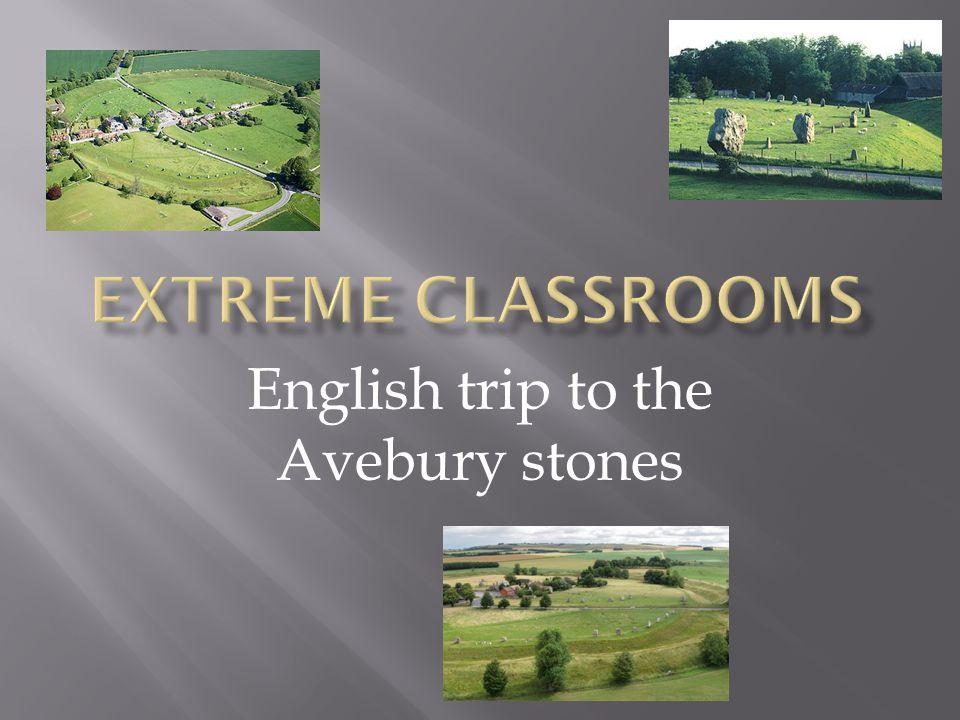 English trip to the Avebury stones