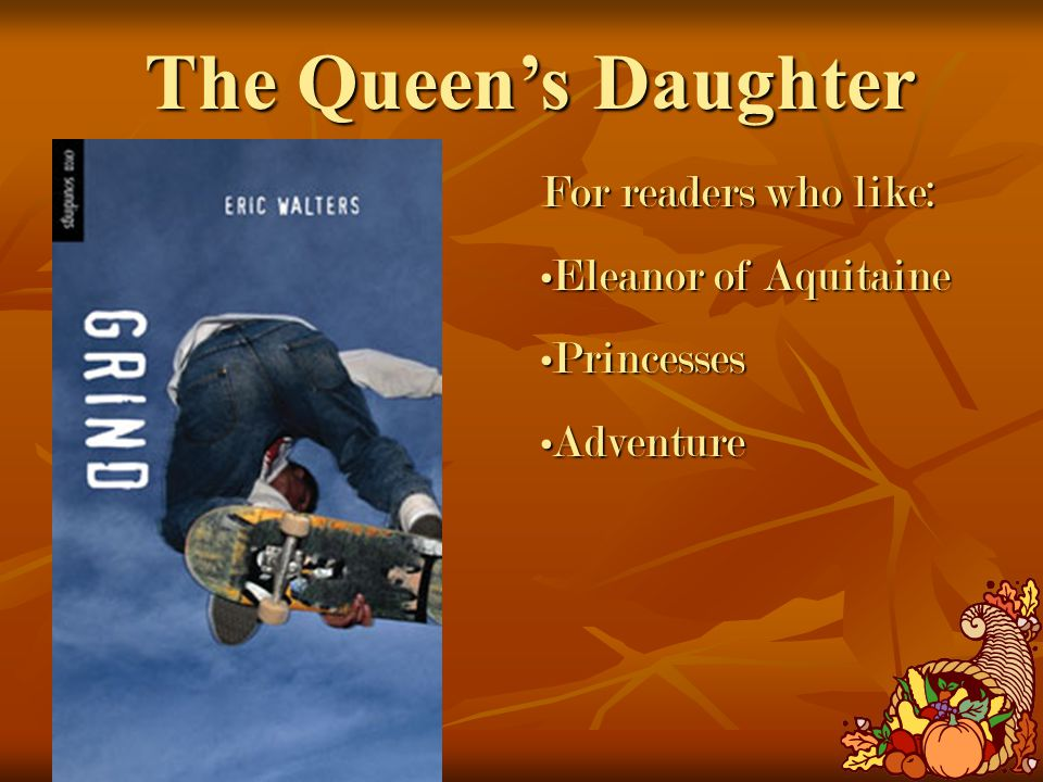 The Queen's Daughter For readers who like: Eleanor of AquitaineEleanor of Aquitaine PrincessesPrincesses AdventureAdventure