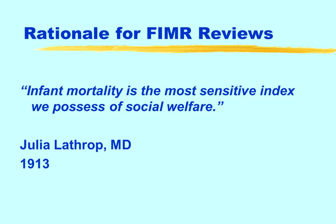5.FIMR is Action-Oriented.