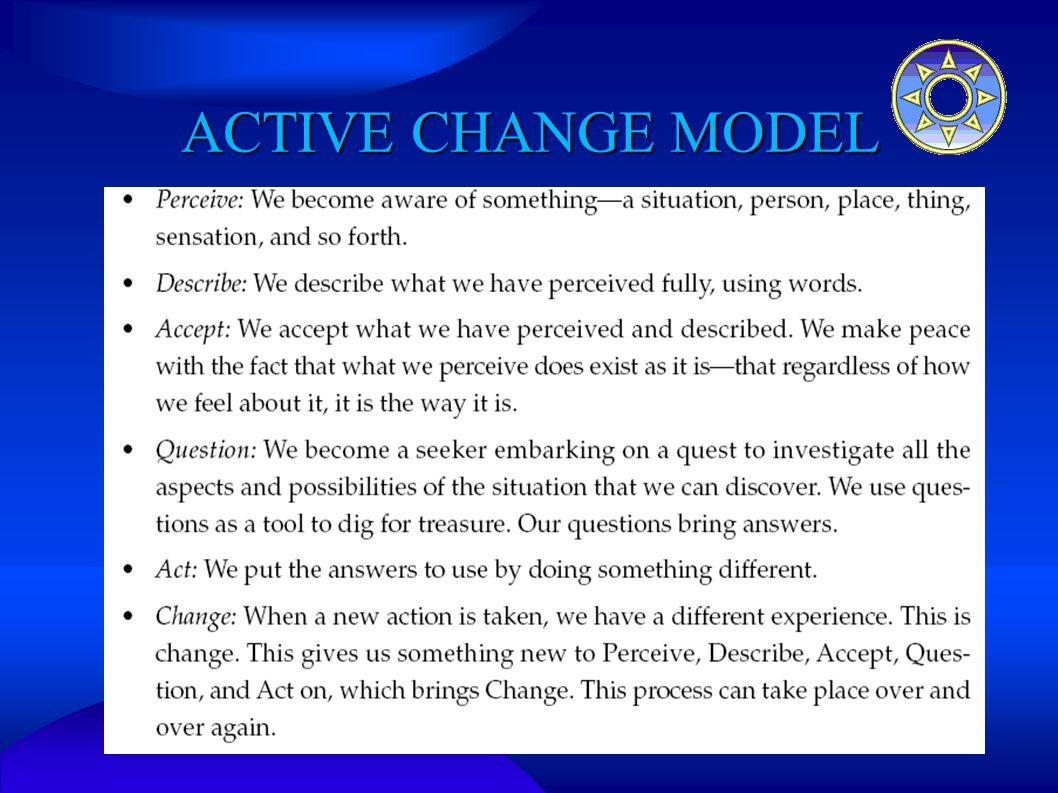 ACTIVE CHANGE MODEL