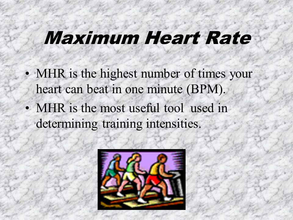 Resting Heart Rate RHR is the rate your heart is pumping when you have been sitting quietly for a while or have just awaken (60-80 BPM). RHR indicates