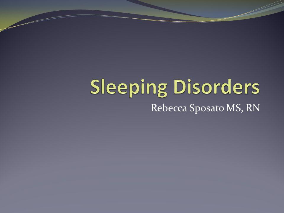 Rebecca Sposato MS, RN