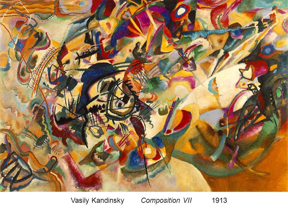Vasily Kandinsky Composition VII 1913
