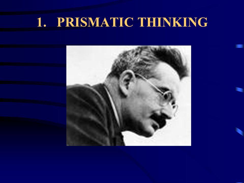 1.PRISMATIC THINKING
