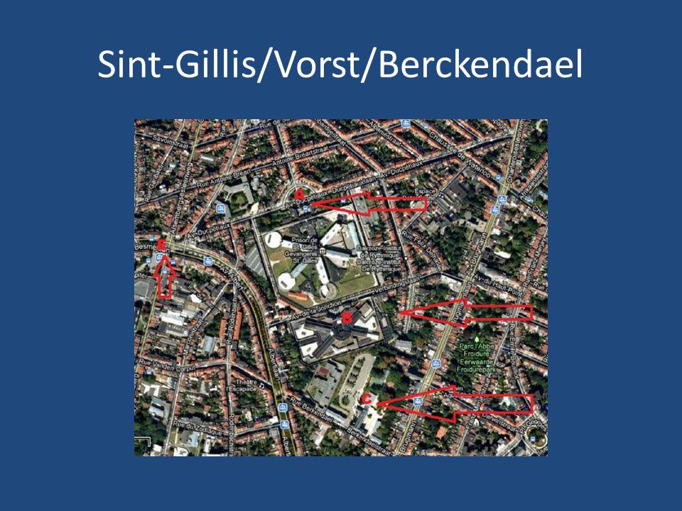 Sint-Gillis/Vorst/Berckendael