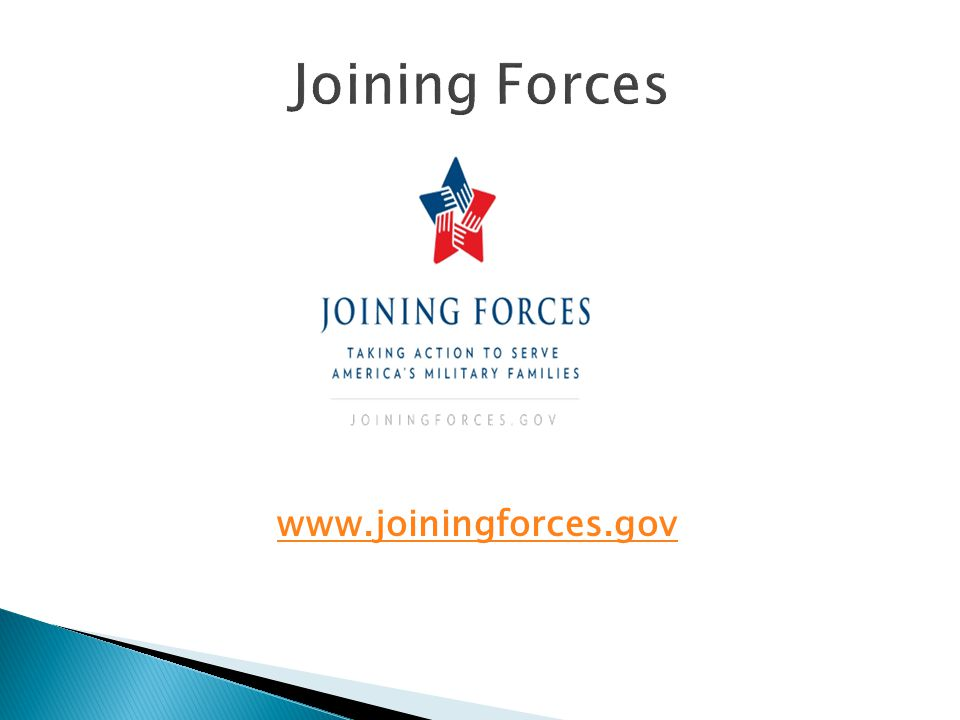 www.joiningforces.gov