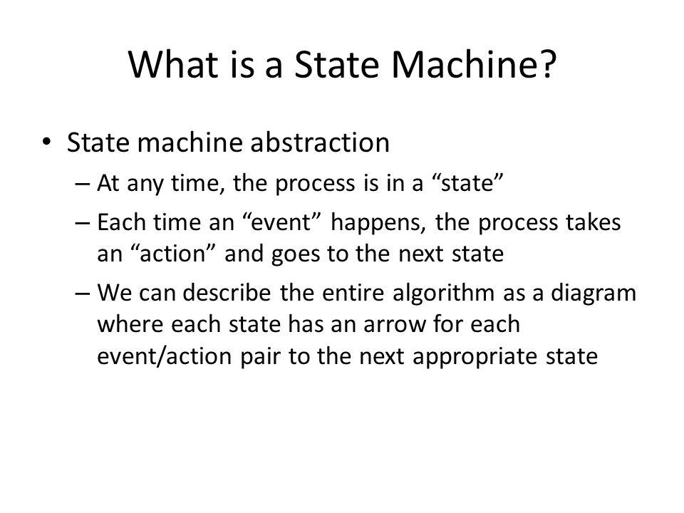 Lex Method //Read one token from the input ( any Scanner) public static Token lex(Scanner s){ //initialize variables StringBuilder lexeme = new StringBuilder; int state = START; char ch = s.nextChar(); … 09/15/10