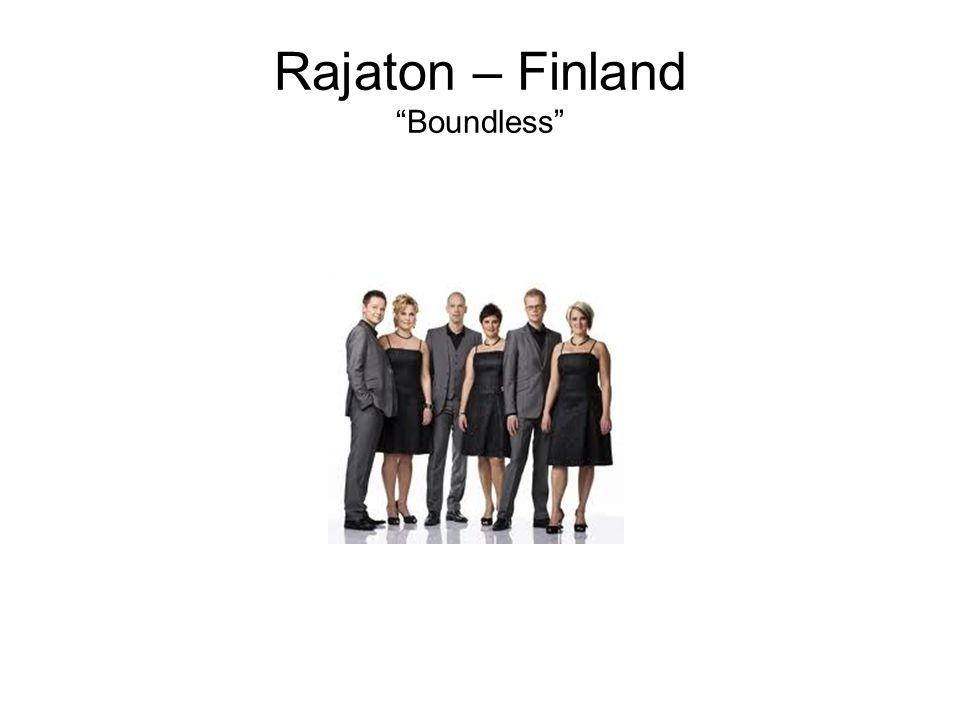 Rajaton – Finland Boundless