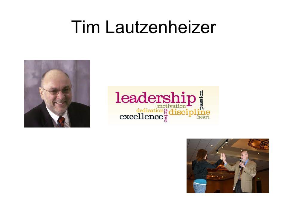 Tim Lautzenheizer