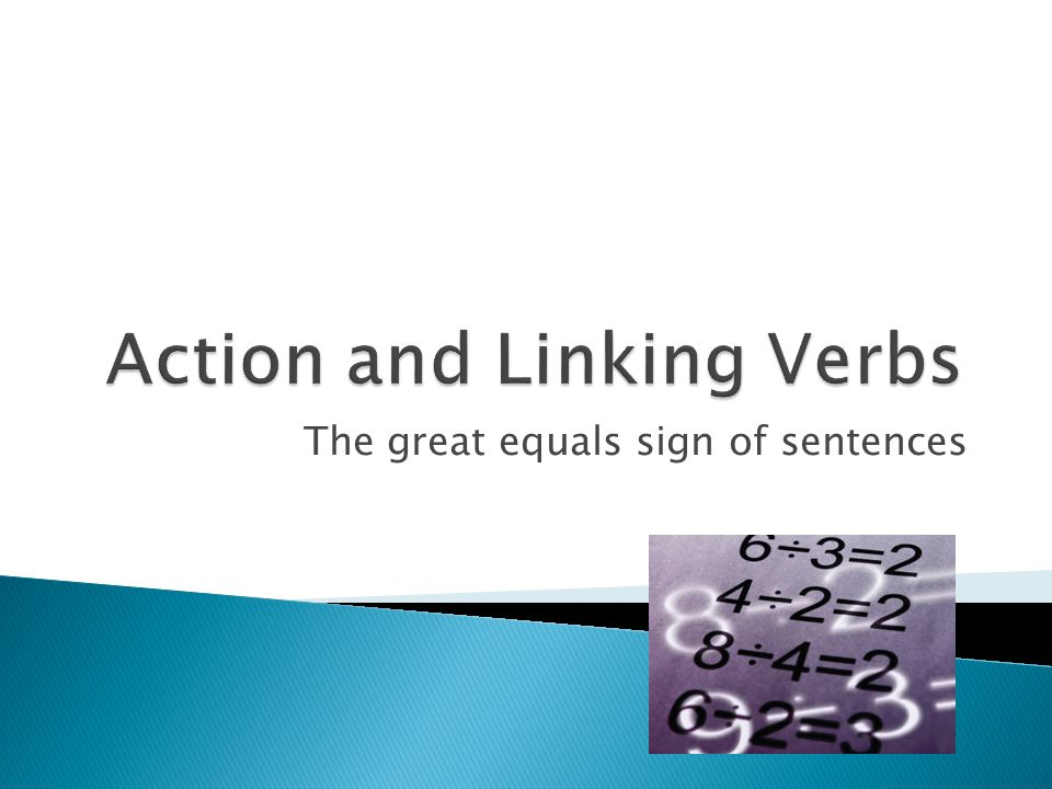 The great equals sign of sentences
