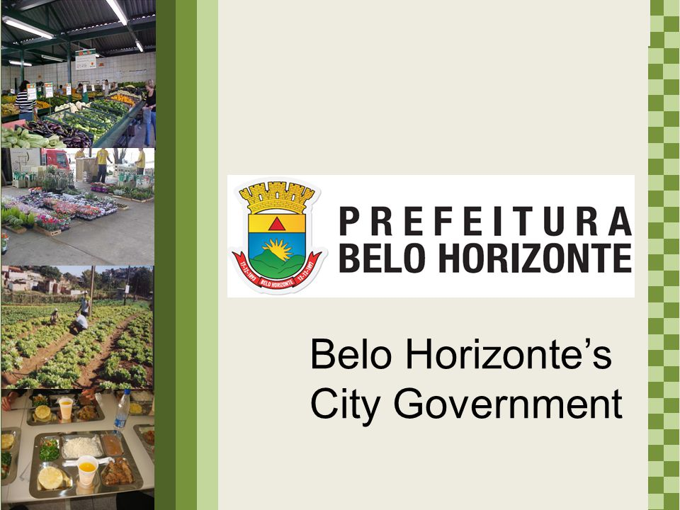 Belo Horizonte's City Government
